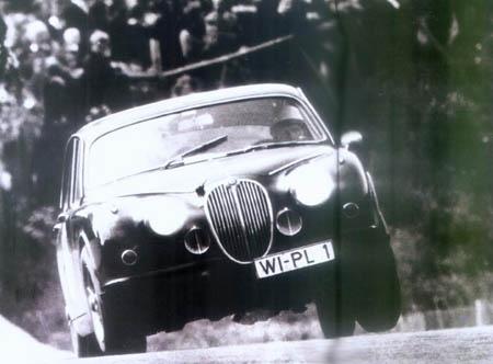 豹汽车捷豹-豹 之力 捷豹汽车的历史高清图片