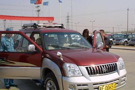 大迪新厂投入生产年内将有两款SUV面市(组图)