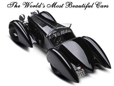 组图:世界上最漂亮的轿车