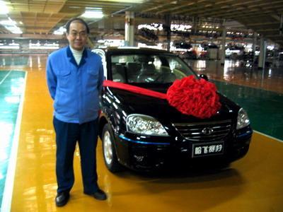 新浪汽车专访哈飞汽车副总工程师郭俊义