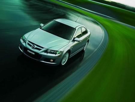 组图:终极款Zoom--Zoom轿车Mazda6MPS介绍