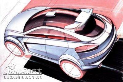 三菱汽车复兴计划之运动型掀背轿车(组图)