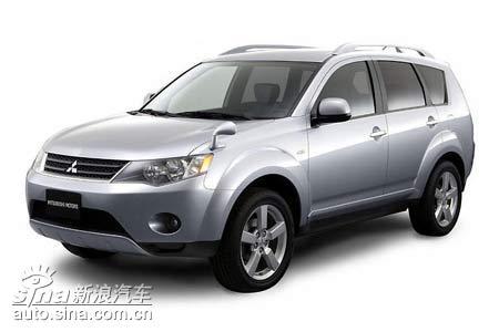 三菱和标致雪铁龙合作 将生产新型SUV高清图片