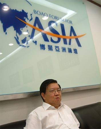 龙永图:中国汽车工业很争气