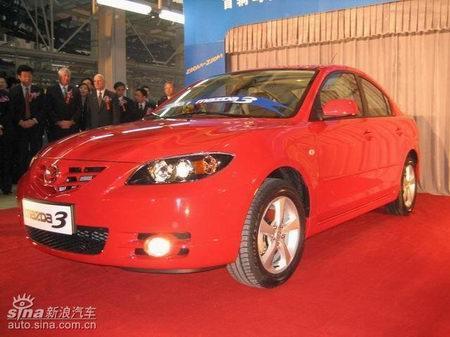 新Mazda3定价18万-20万竞争对手锁定速腾