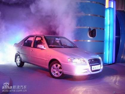 上海华普海尚新增MA1.5L车型售价6.5999万元