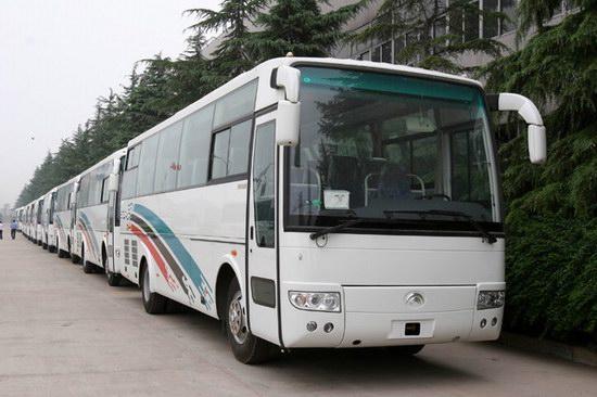 宇通第四批300台军车开始交付