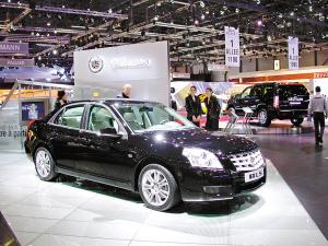 凯迪拉克欧洲销量一般新车BLS全年售出1300辆
