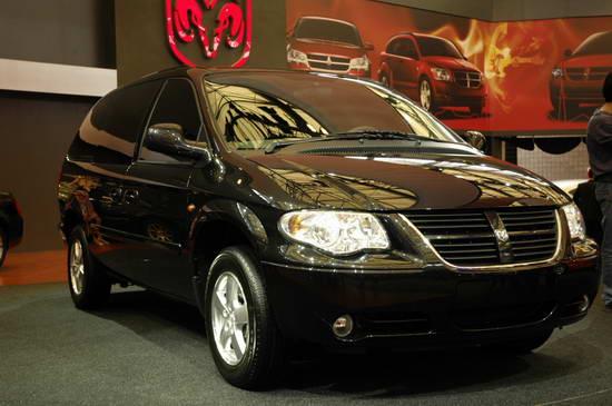 美国最畅销商务车道奇Caravan将在中国投产