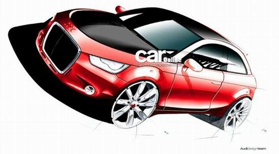 奥迪A1在09年上市直指MINI预计售1.6万欧元