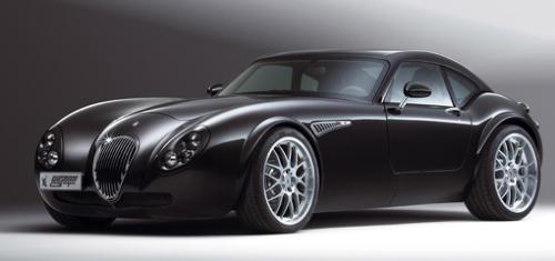 图为Wiesmann GT 跑车