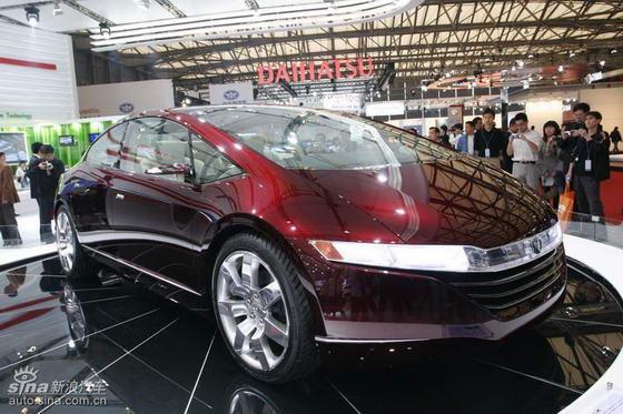 本田FCX将投产首批投放日本和美国市场