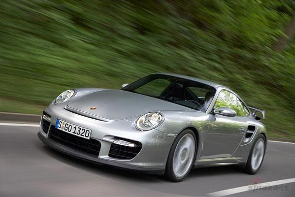 Porsche保时捷荣征2007广州车展