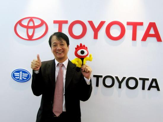 一汽丰田总经理:新威驰将会有个合理的价格