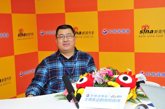 张洪岩:中国版小劳斯莱斯可能在上海华普投产