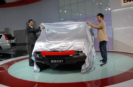 以猎豹速度前进长丰汽车每年会推2-3款新车