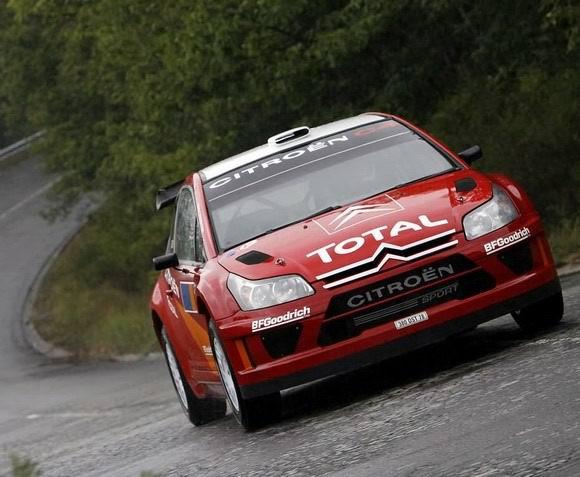"""雪铁龙C4WRC:WRC赛场上的""""菲鱼"""""""
