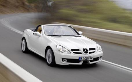 奔驰新一代SL、SLK全系车型正式上市