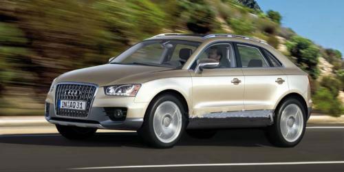 奥迪小型SUV将采用下一代POLO平台
