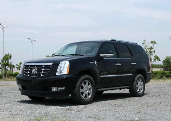进口汽车销售额大幅下滑凯雷德降幅达28万