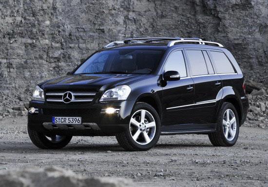 燃油税呼之欲出09款美规奔驰GL550报价126万