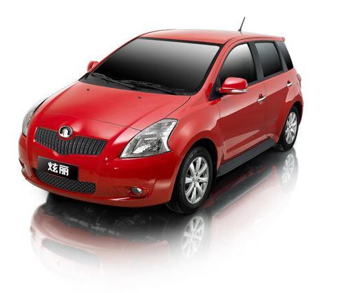 长城炫丽1.5L车型上市售价5.99-6.89万元