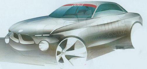 宝马将推M1双门跑车搭载4缸双涡轮增压发动机