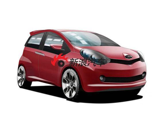 江淮年内推A00级微车将首次亮相上海车展