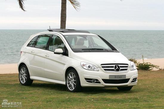 奔驰SMART展车到京奔驰B级车提现车加2万元
