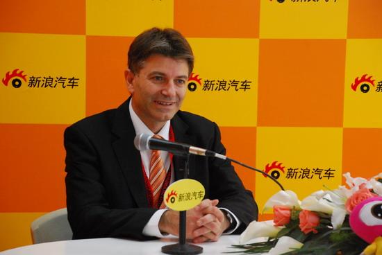标致中国总经理:中国被列为优先发展的市场之一