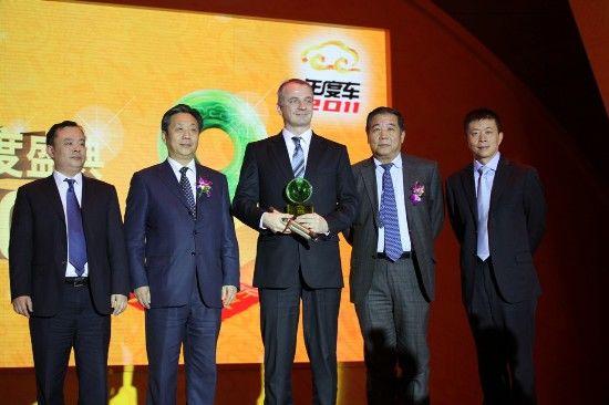 新浪汽车2011年度车大奖:上海大众途观