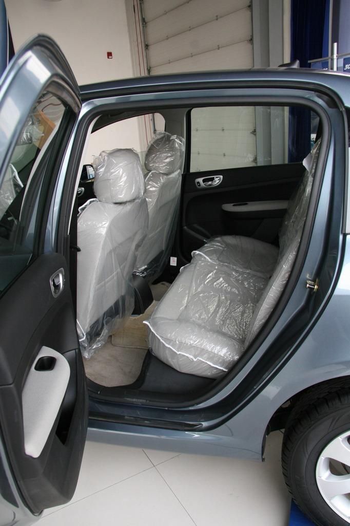 神龙汽车标致307座椅高清图片