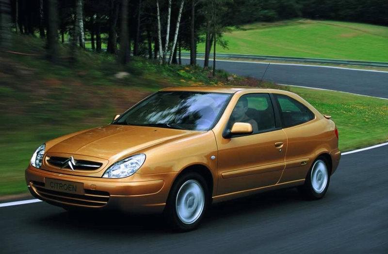 赛纳(Xsara)双门轿车