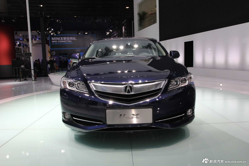 讴歌入门级轿车8月30日上市预售23万起