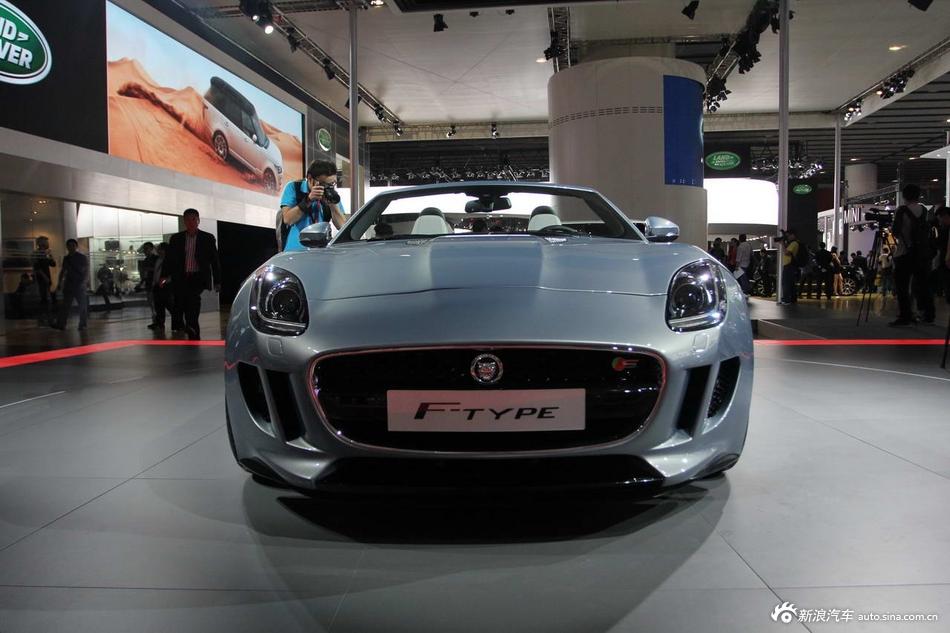 捷豹F-Type将产小排量版售价大幅下调