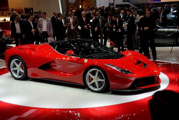 Enzo继任者 法拉利全新LaFerrari发布