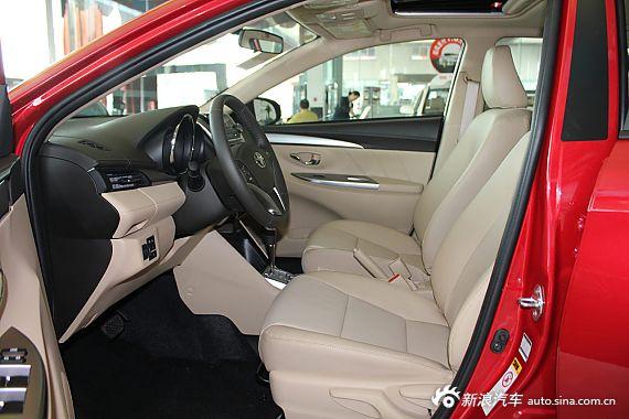 2014款威驰1.5L自动智尊版到店实拍