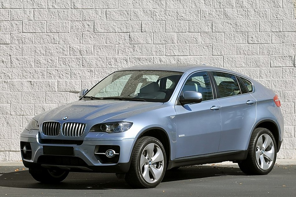 BMW ActiveHybrid X6