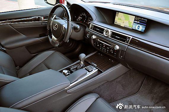 2012款雷克萨斯GS350