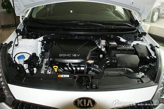 2012款K3