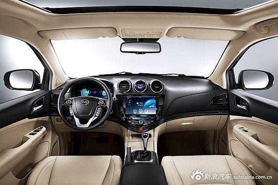 2014款比亚迪S7