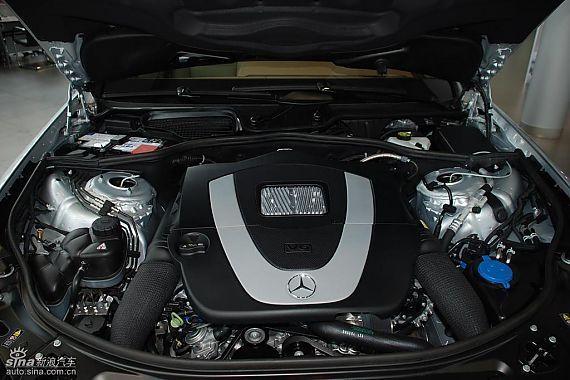 新一代奔驰S级轿车实拍图片欣赏