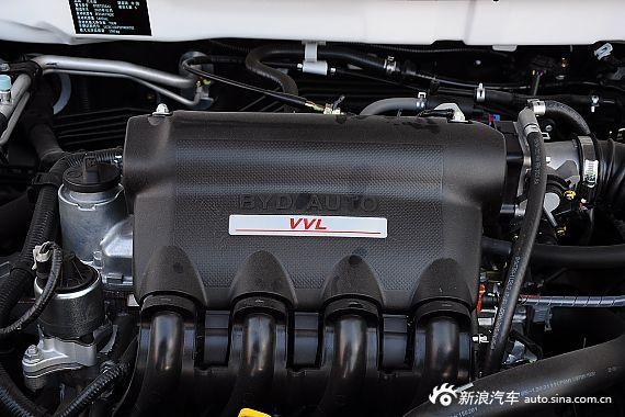 2015款比亚迪全新F3节能版1.5L手动豪华版