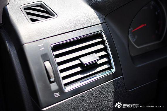 2013款景逸X5内饰功能