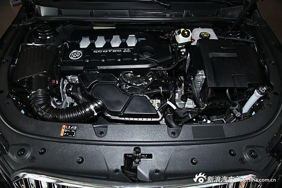 2013款君越2.4L SIDI领先舒适型