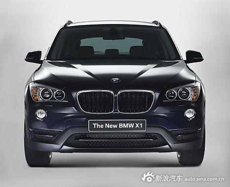 2013款宝马X1官方图