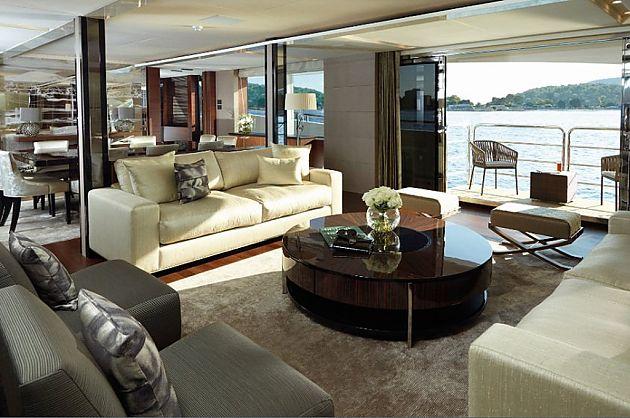 徜徉海上美景 40米公主Imperial游艇