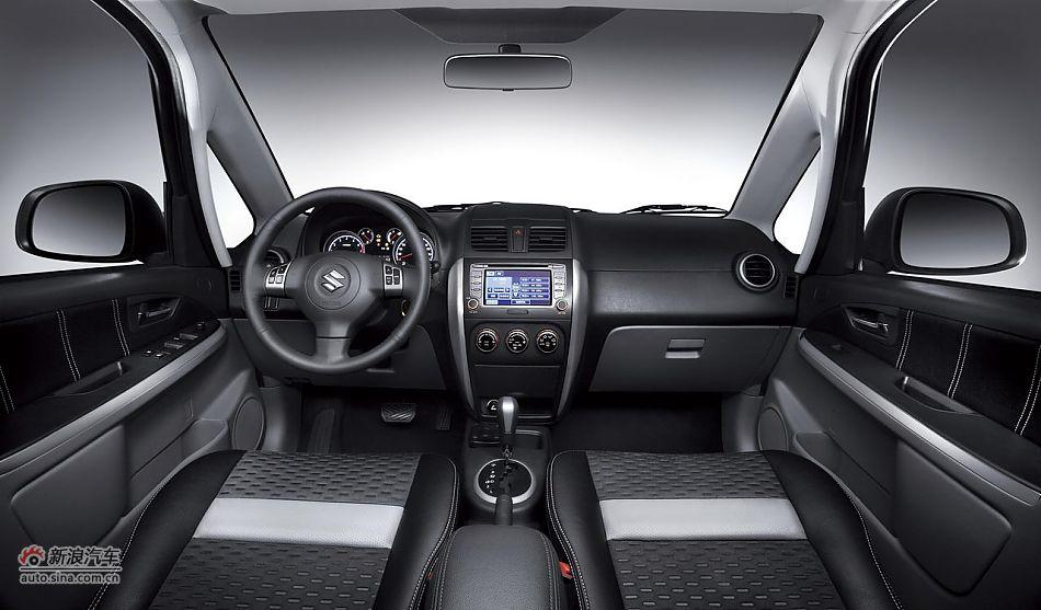 2011款天语SX4两厢内饰及细节