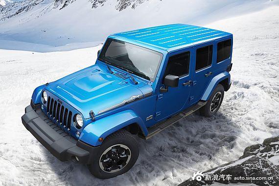 2014款Jeep牧马人极地版高清图赏