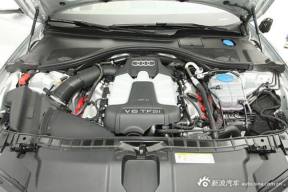 2012款奥迪A6L 50TFSI quattro